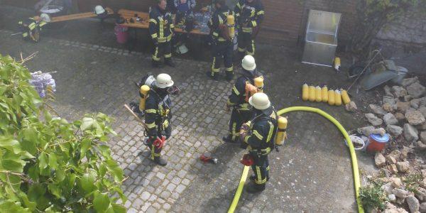 Atemschutztag Samstag 14.05.2016