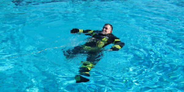 Wasserrettungsübung Sonntag 07.08.2016