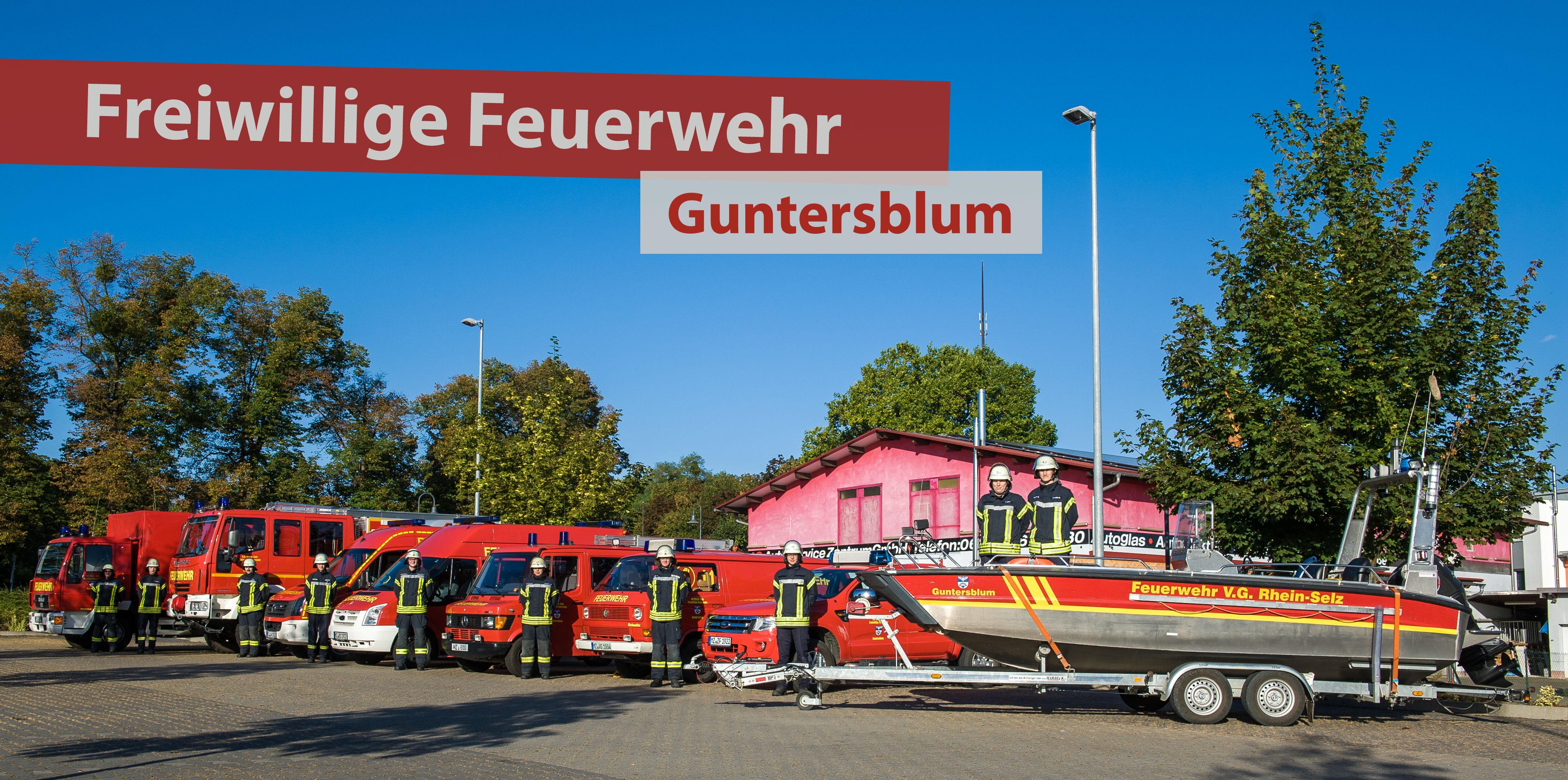 Feuerwehr Guntersblum